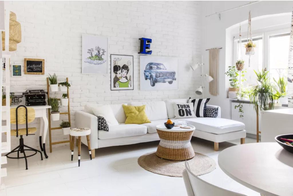 Tips Dekorasi Ruang Tamu Kecil Menjadi Lebih Luas dan Mewah