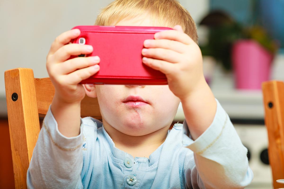 Dampak Buruk Penggunaan Gadget Pada Anak