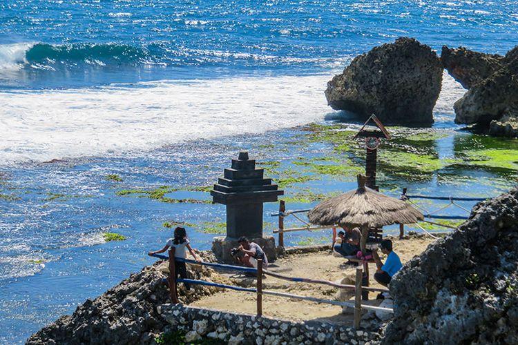 Pantai Selatan Yogyakarta, alternatifnya Lombok